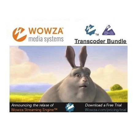 Bundle Wowza streaming server