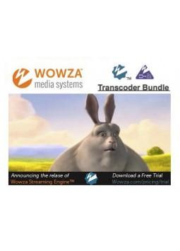 Bundle Wowza streaming server
