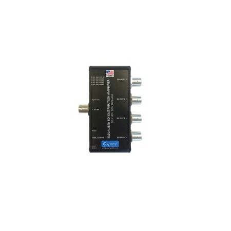 Equalized SDI Amplifier Osprey SDAD-4/SDAR-4