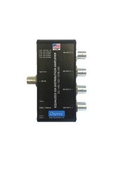 Equalizzatore amplificatore SDI Osprey SDAD-4
