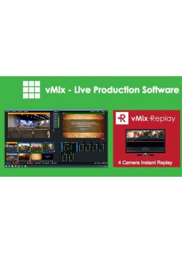 Software vMix live production