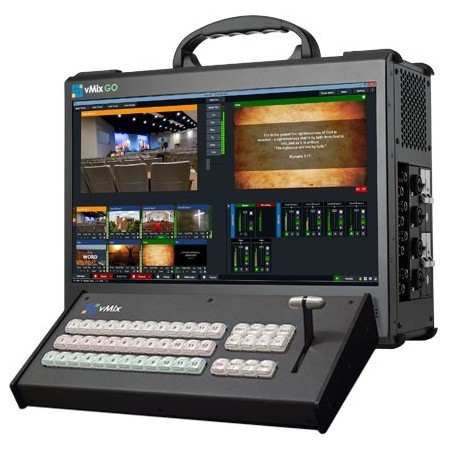 vMix control surface