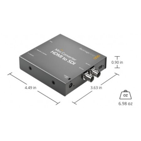 Blackmagic Design - Mini converter HDMI to SDI