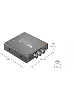 Blackmagic Design - Mini converter SDI to HDMI