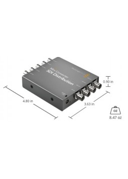 Blackmagic Design - Mini Converter SDI Distributor