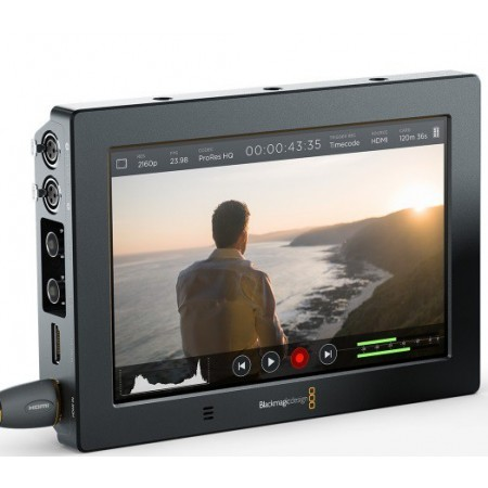 Video Assist 4k Blackmagic Design