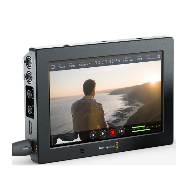 blackmagic video assist  Blackmagic Design Video Assist 4k
