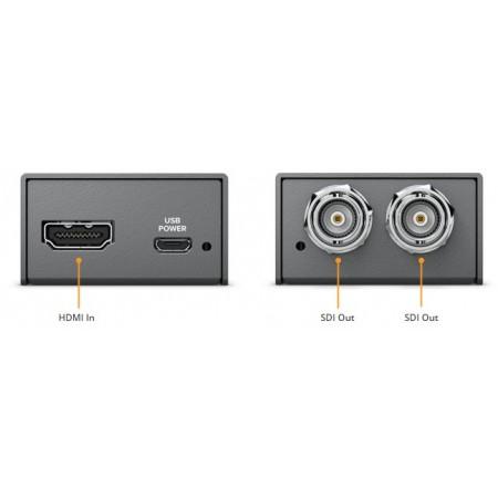 Micro Converter HDMI to SDI wPSU