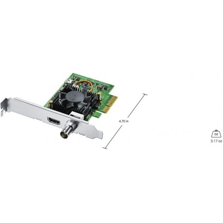 DeckLink Mini Recorder 4k card