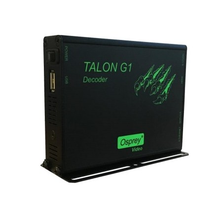 Talon G1 Video Decoder