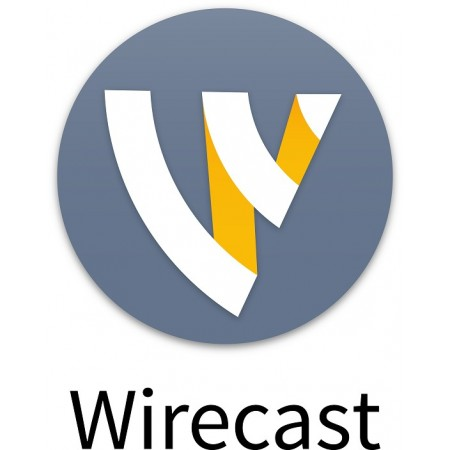 WIRECAST 13 - Software encoder video streaming