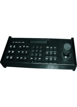 Keyboard controllo speed dome camera