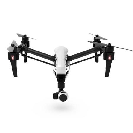 Drone Inspire 1 con videocamera