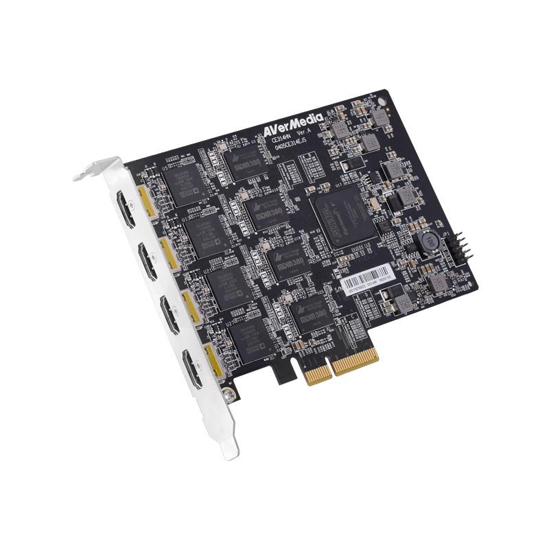 AVermedia CE314-HN 4-CH Full HD HDMI