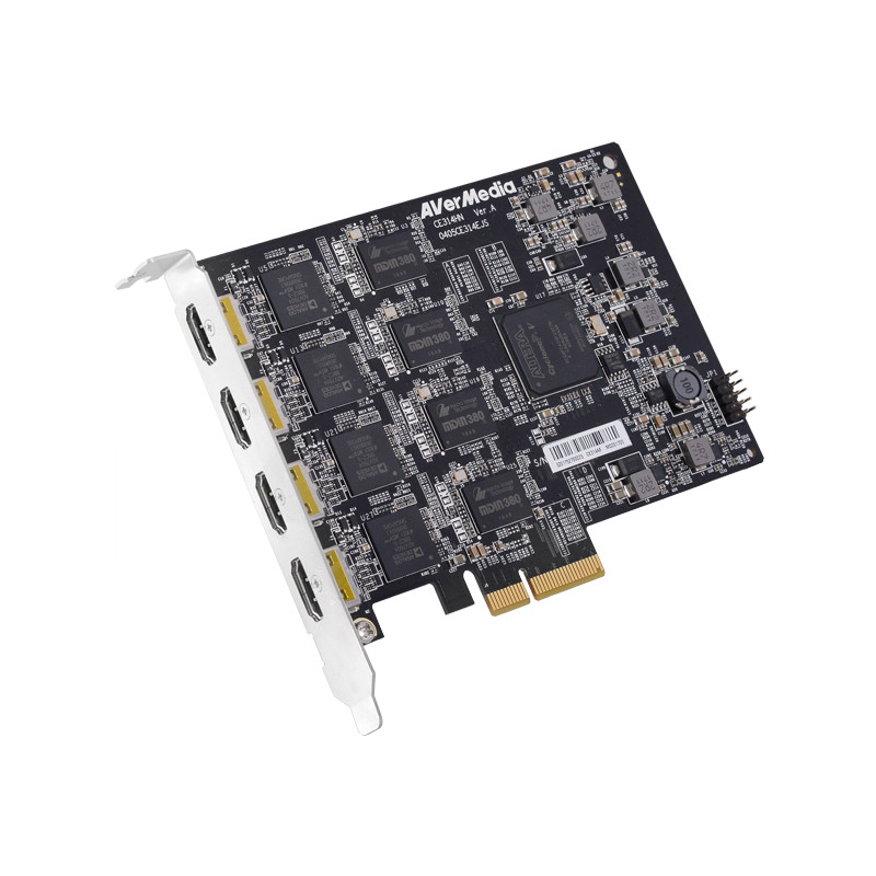 AVermedia CE314-HN 4-Channel HDMI