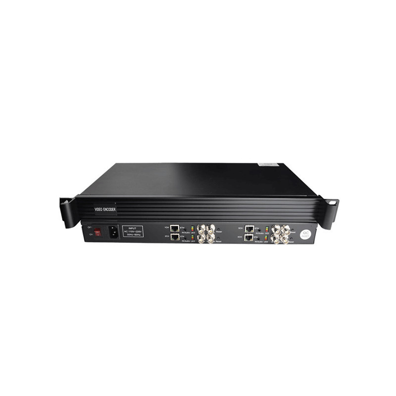 DMB-8804A Video encoder multi canale