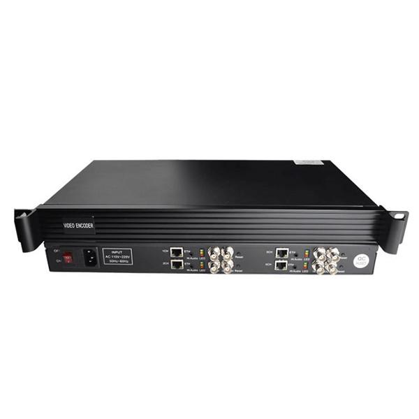 Digicast DMB-8804A 다중 채널 비디오 인코더 스트리밍