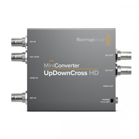 Mini Converter UpDown Cross HD Blackmagic Design