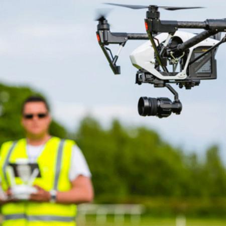 Service riprese aeree con DRONI