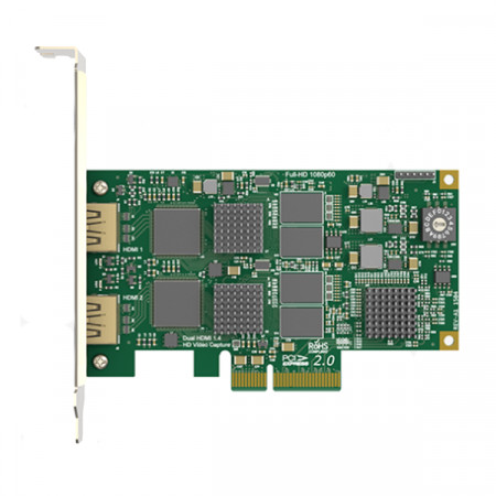 PRO CAPTURE DUAL HDMI