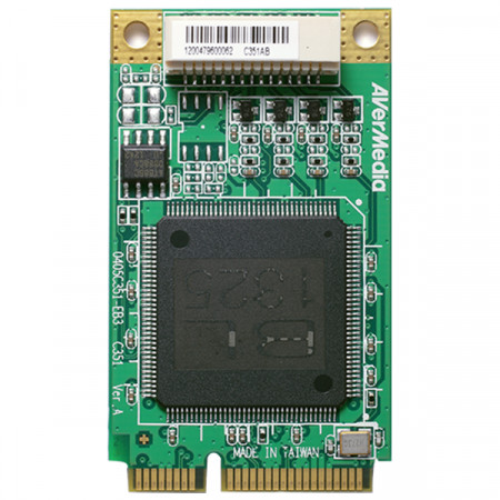 DarkCrystal SD Capture Mini-PCIe Quad (C351)