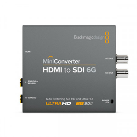 Blackmagic Design - Mini converter HDMI to SDI 6G