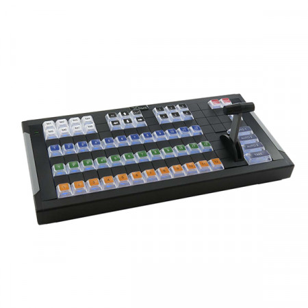 X-keys XKE-124 T-Bar USB Keyboard