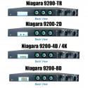 Niagara 9200 Encoder / Transcoder HEVC / 4K