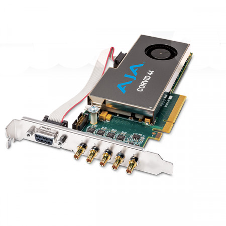 AJA Corvid 44 Flexible Multi-Format I/O