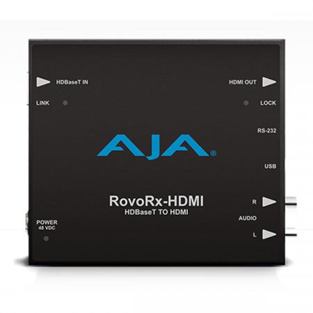 AJA RovoRx-HDMI UltraHD/HD HDBaseT