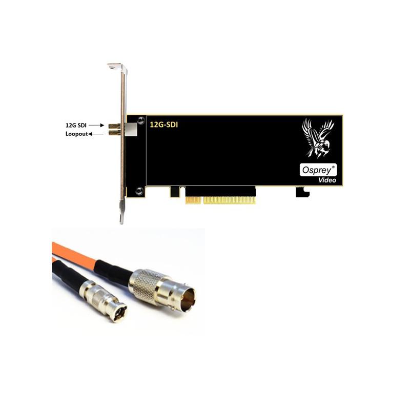 Osprey 1215 - 1 Canale SDI