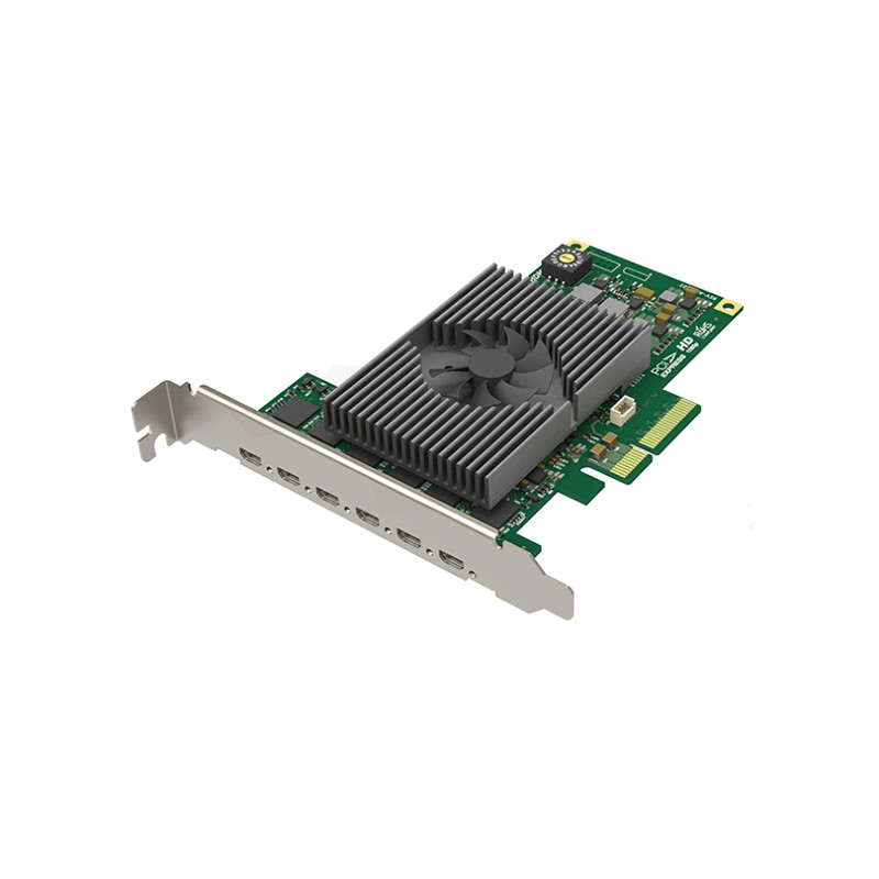 Magewell FLEX I/O 6 HDMI 4I2O