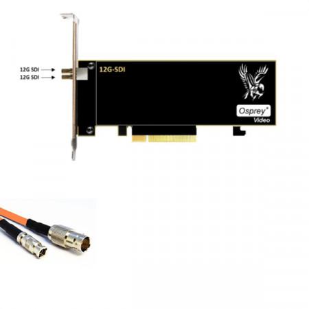 Osprey 1225 - 2 Canale 12G-SDI