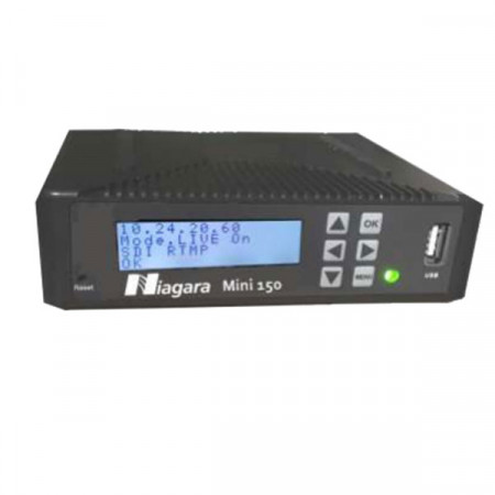 Niagara Go Stream Mini 150 video encoder