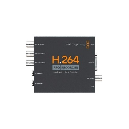 Blackmagic Design - H.264 Pro Recorder