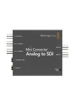 Blackmagic Design - Mini Converter Analog to SDI