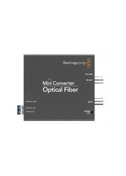 Blackmagic Design - Mini converter Optical fiber