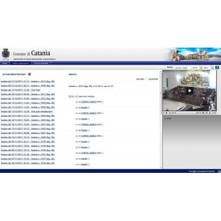Videoassemblea e videoverbalizzazione per le sedute consiliari