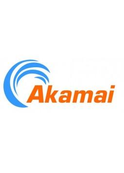 Logo Akamai - Content Delivery Network (CDN)