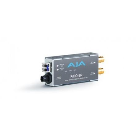 Aja Fido SDI/Optical Fiber Converters