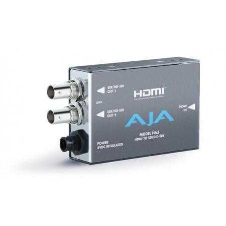 Aja HA5 mini converter