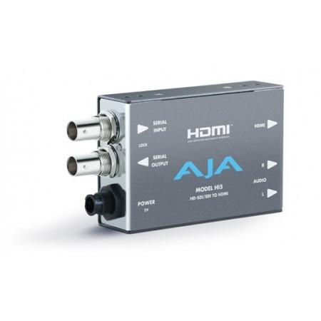 Aja Hi5 mini converter