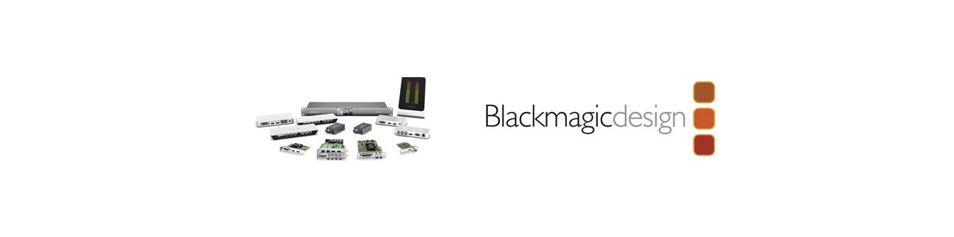Blackmagic Design Video Capture Cards Streamcast