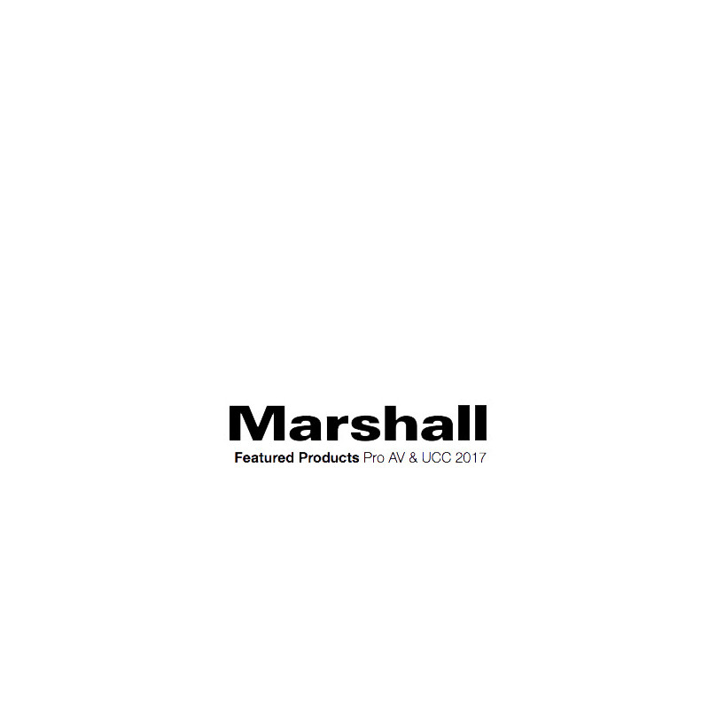Marshal digital signage